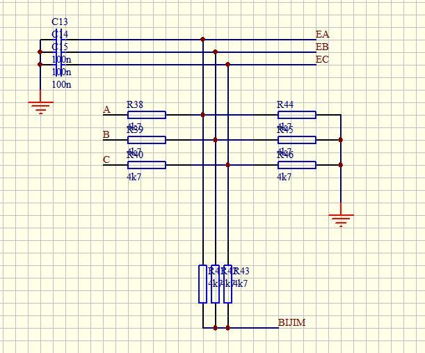 无刷电调测试仪电路
